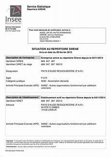 Pays D Auge Ressourcerie Avis De Situation Au R 233 Pertoire