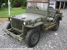 1940s WWII Era Ball &187 1940 Ford GPW Jeep