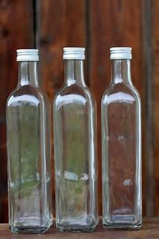 glasflasche maraska 3x500ml leere flasche mit