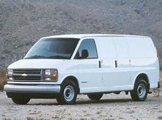 2001 Chevrolet Express 3500 Cargo Pricing Reviews