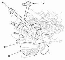 manual repair autos 2007 honda fit transmission control automatic transmission removal a t automatic general information automatic