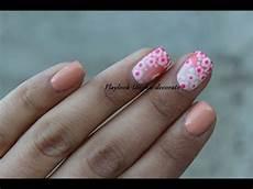 tutorial nail fiori tutorial 180 nail unghie fiori di pesco
