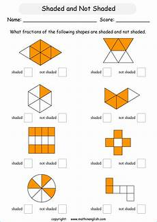 fraction worksheets shaded unshaded 4095 printable primary math worksheet for math grades 1 to 6 based on the singapore math curriculum