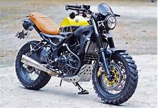 Modifikasi Scrambler by 25 Modifikasi Motor Terbaik Cafe Racer Japstyle