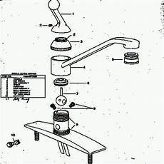 kitchen faucet diagram delta kitchen faucet parts diagram wow