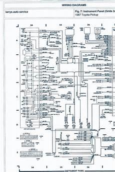 1987 Toyota 4wd 22r Engine Wiring Diagram Auto