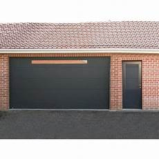 Porte De Garage Sectionnelle Largeur 3m Isolation Id 233 Es