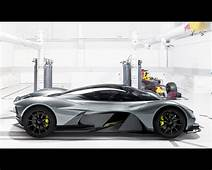 Aston Martin And Red Bull Concept 2016  AM RB 001 Hyper Car