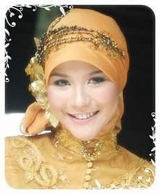Contoh Model Jilbab Untuk Kebaya Terbaru