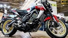 4k yamaha mt 09 abs ヤマハmt09 大阪モーターサイクルショー2017