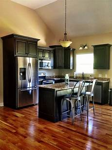 Kitchen Cabinet Color Wood Floor by Pin On A Remodel Addition