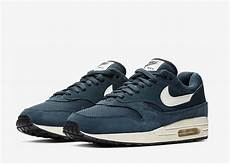 nike air max 1 armory navy sail sneaker sale 79 95