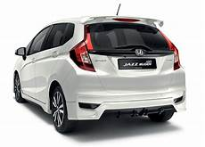 honda jazz mugen br v special edition launched in