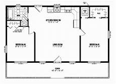 24x40 house plans 40x40 barndominium floor plans lovely 20 24x40 floor plans