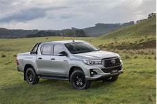 special edition toyota hilux models released in australia