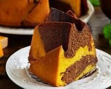 Bundt Cake Marbr 233 Au Chocolat Et Au Potiron Sans Mati 232 Res