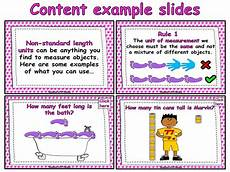 measurement worksheets non standard units 1535 measuring length and height using non standard units powerpoint presentation and worksheet