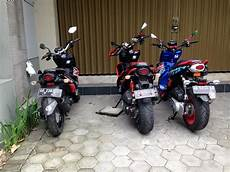 Modifikasi X Ride Simple by Yamaha X Ride Bertapak Lebar Sangar Uey Orongorong