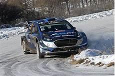 Wrc Ogier Wins Rallye Monte Carlo Toyota Claims 1st Wrc