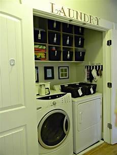 Laundry Room Organize