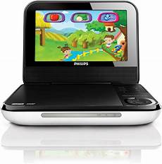 Dvd Player Tragbar - portable dvd player pd703 37 philips