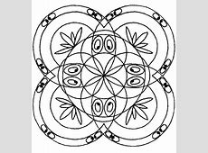 Mandala 2 een knutselwerkje voor jou