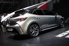 Toyota Auris 2018 Sera Uniquement Hybride En