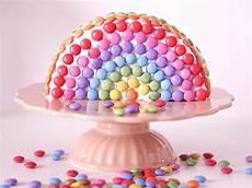 einfaches rezept fuer regenbogen regenbogenkuchen einfach dieser kuchen gelingt immer