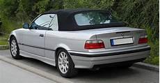 bmw e36 cabrio file bmw 320i cabriolet e36 2c facelift heckansicht