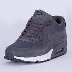 nike air max 90 essential gris negras 537384 078