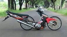 Modifikasi Sepeda Motor by 12 Sepeda Motor Hasil Modifikasi Yang Bikin Geleng Geleng