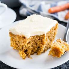 easy carrot cake recipe with cheese frosting nut free