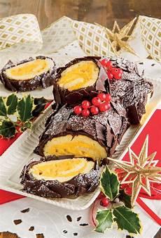 crema con 2 tuorli tronchetto di natale con crema di torrone e cioccolato croccante magpedia