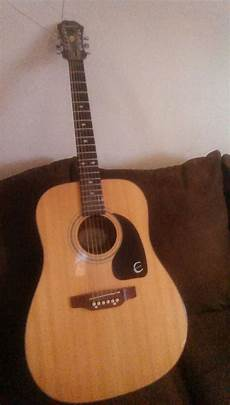Gibson Epiphone Acoustic Guitar For Sale In Mesa Az Offerup