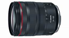 canon rf 24 105mm f4 l is usm review rating pcmag
