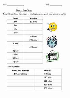 convert time worksheets grade 3 3454 converting units of time teaching resources