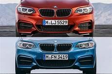 Bmw 2er Facelift 2017 Cabrio Und Coup 233 Bilder