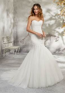 lyra wedding dress style 5682 morilee