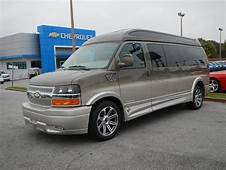 2016 Chevy Express 9 Passenger Explorer Limited SE