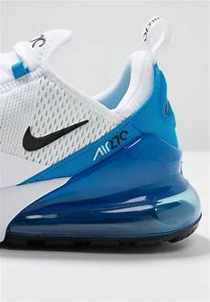 sneaker nike damen air max 270 white black photo blue