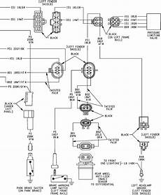 1989 Dodge Dakota Was Redone But The Wiring To The Various
