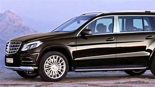 2018 Mercedes Benz GLS Specs Release Date  New Cars Review