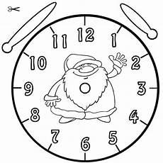 Uhr Malvorlagen Zum Ausdrucken Kostenlose Malvorlage Uhrzeit Lernen Ausmalbild