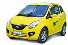 elektroauto aus china schriebers stromkasten 188 ecar tech 2012 in m 252 nchen