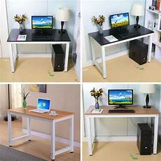 computer desk pc laptop table workstation study home office furniture ebay