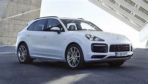 Porsche Cayenne E Hybrid 2018 Pricing And Spec Confirmed