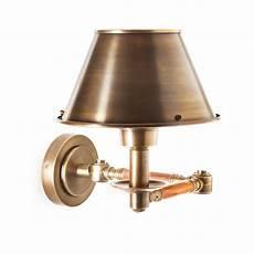 benton 1 light swing arm wall l antique brass elpim50824alb