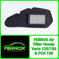 Modifikasi Filter Udara Vario 125 by Jual Filter Udara Ferrox Vario 125 Vario 150 Pcx 150