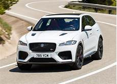 here is what the 2019 jaguar f pace svr all about a