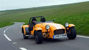 2010 2013 A Variety Of Caterham Cars Review Outside